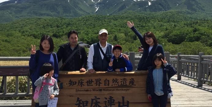 北海道、日本の世界遺産も楽しかった。そして遠足のお知らせ